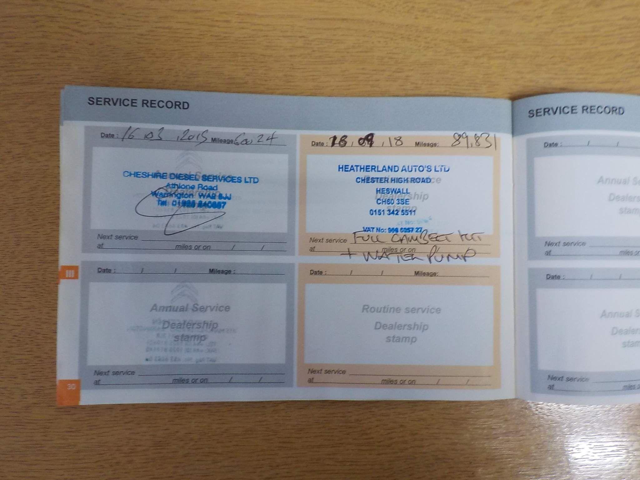 Citroen C3 Picasso 1.6 HDi 8v VT 5dr (EU 5)