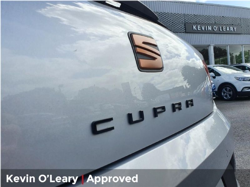 Used Cupra Leon 2.0TSI 290HP DSG CUPRA 5DR (2020 (202))