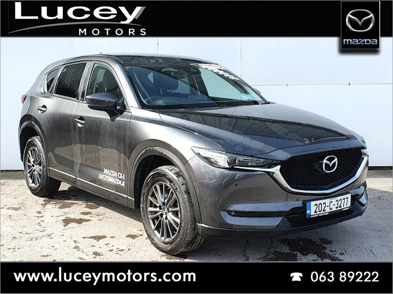 Mazda CX-5 2.2D GS-L ** DEMO MODEL SPECIAL OFFER NOW AVAILABLE **