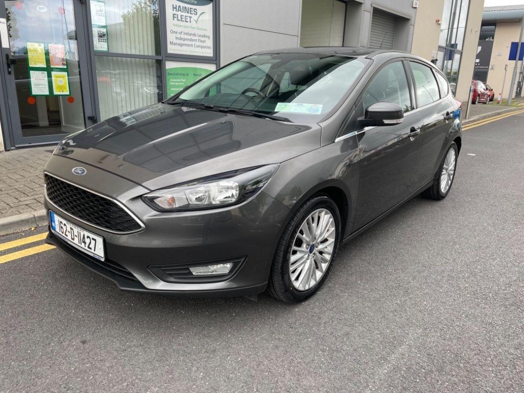 Ford Focus Zetec 1.5d