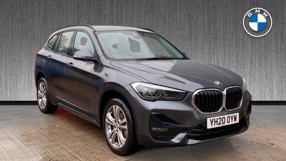 Image 1 - BMW sDrive18i Sport (YH20OYW)