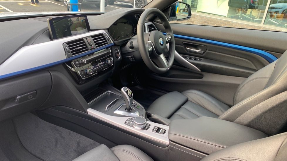 Image 7 - BMW 435d xDrive M Sport Convertible (CX20VWF)