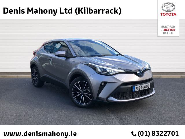 Toyota C-HR C-HR HYBRID SOL HEATED SEATS/SATNAV/REVERSE CAMERA @ DENIS MAHONY KILBARRACK