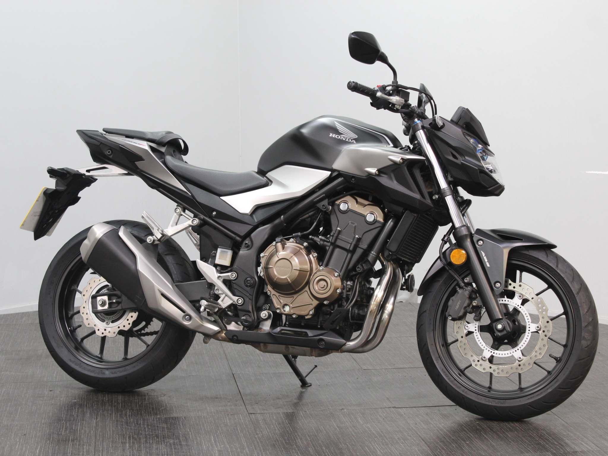Honda CB500 Images