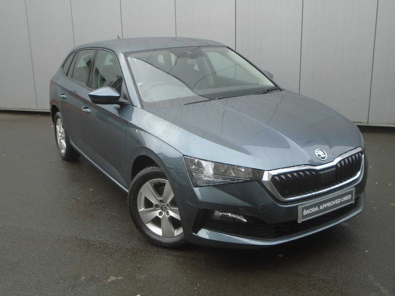 ŠKODA Scala 5-Dr 1.6TDI (116ps) SE