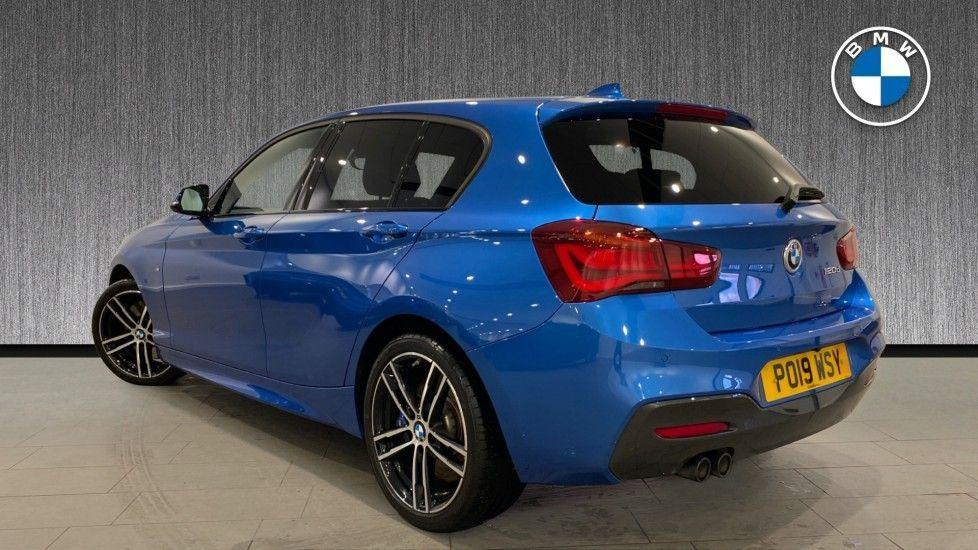 Image 2 - BMW 120d M Sport Shadow Edition 5-door (PO19WSY)