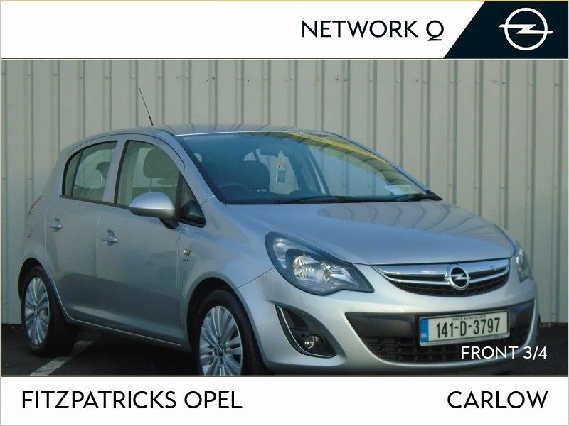 Opel Corsa EXCITE 1.2I 16V 4DR 'LOW MILEAGE SMALL ENGINE'
