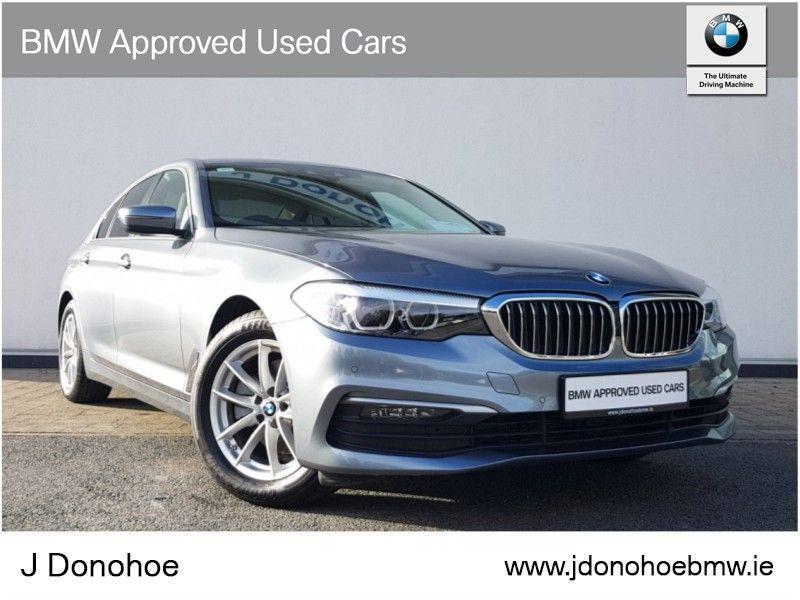 BMW 5 Series 520d SE Saloon