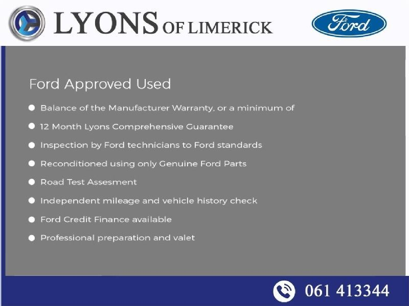 Used Ford Fiesta Connected1.0 125 ps (2021 (212))