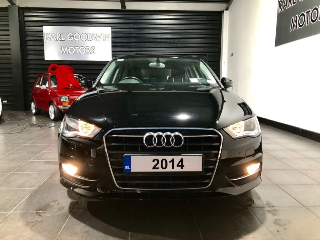 Used Audi A3 1.6 TDI SPORT 105PS 6 SPEED SOLD (2014 (141))