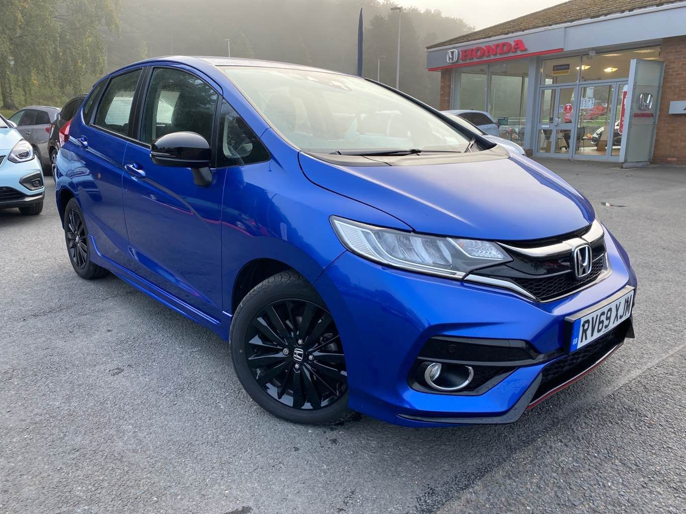 Honda Jazz Sport I-Vtec Cvt