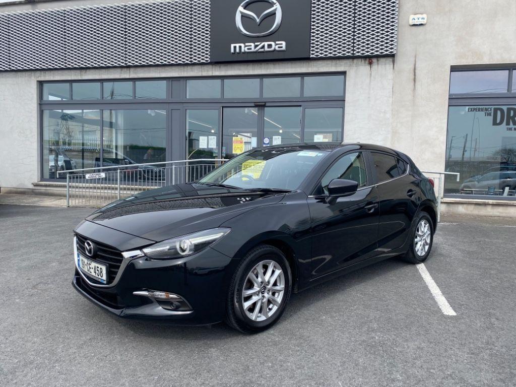 Mazda Mazda3 1.5 Executive SE Hatchback Diesel Manual (105bhp)