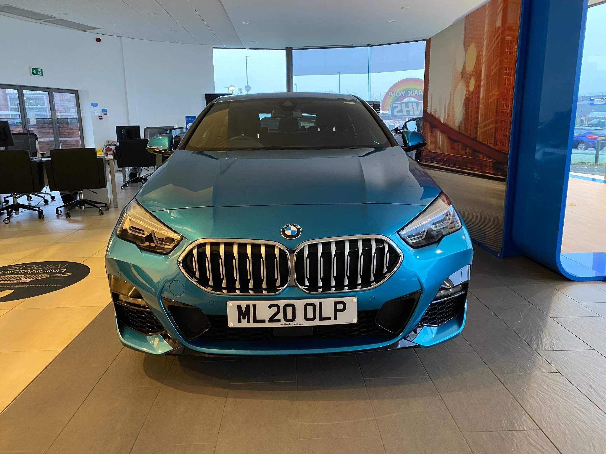 Image 4 - BMW 218i M Sport Gran Coupe (ML20OLP)