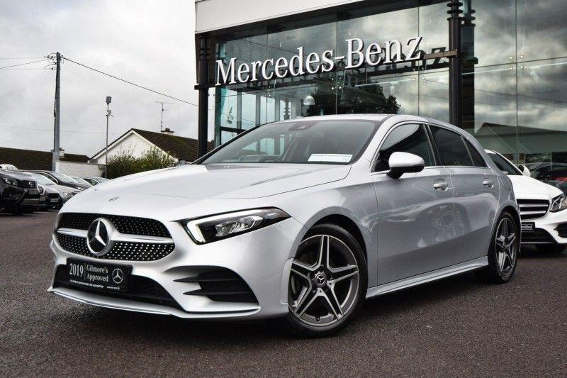 Mercedes-Benz A-Class A180d AMG Line 7G-DCT Auto