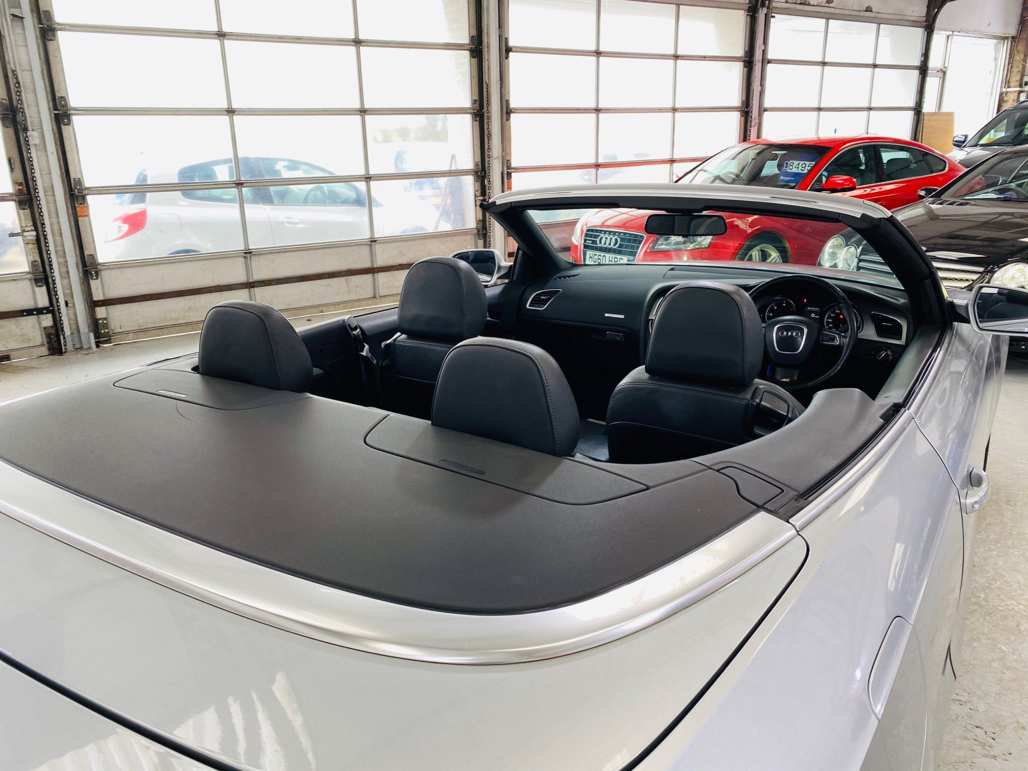 Audi A5 Cabriolet 2.0 TDI S line Special Edition Cabriolet 2dr full