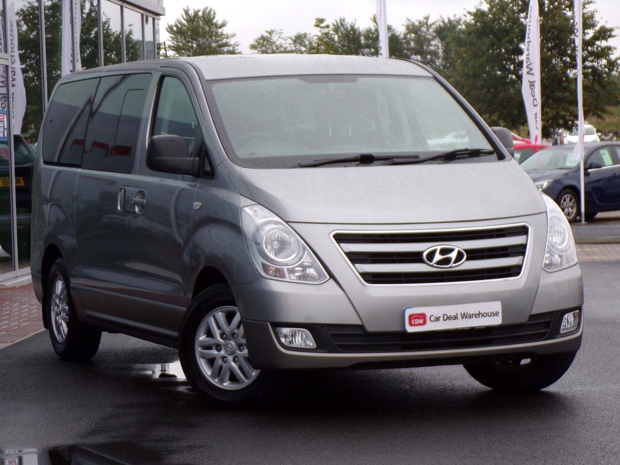 Hyundai i800 for sale