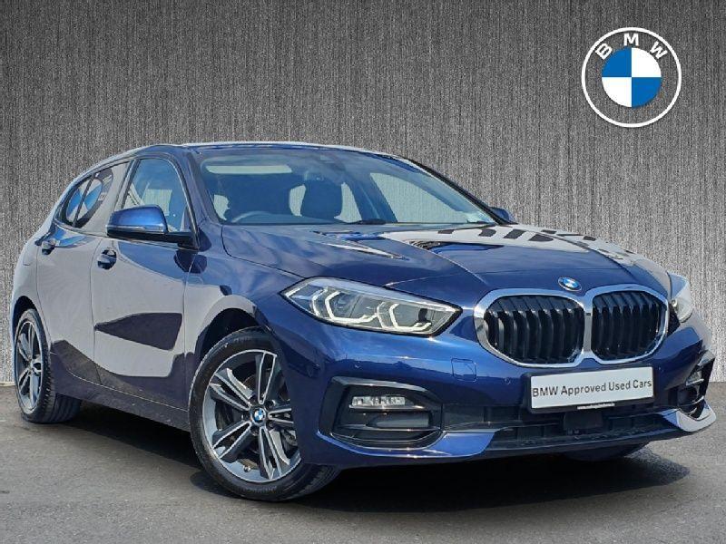 BMW 1 Series 116 SPORT 4DR AUTO
