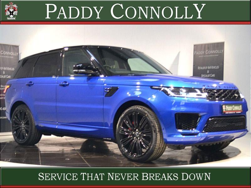 Land Rover Range Rover Sport 202D *5 Seat N1 Bus.Class*  P400e AUTOBIOGRAPHY
