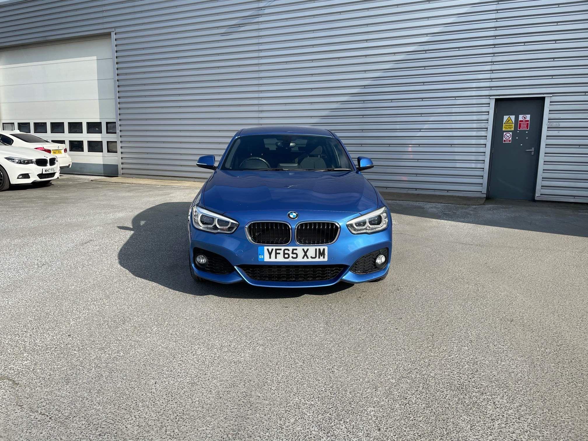 Image 4 - BMW 118d M Sport 5-Door (YF65XJM)