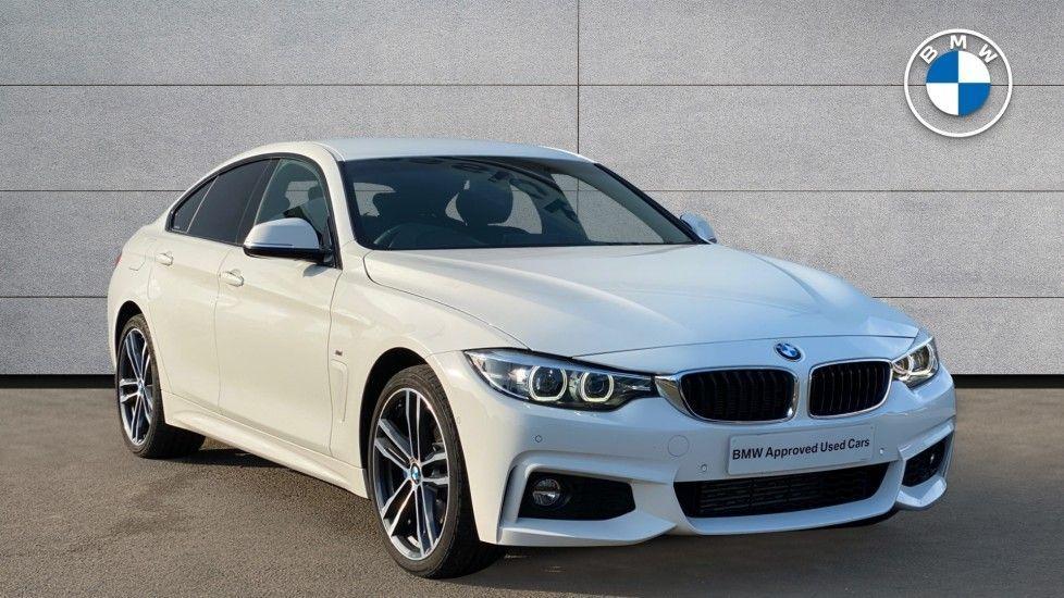 BMW 4 Series Gran Coupe