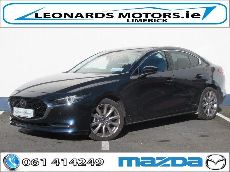 Used Mazda Mazda3 DEMO SKY-X GS-L SPORT 4DR (2020 (202))