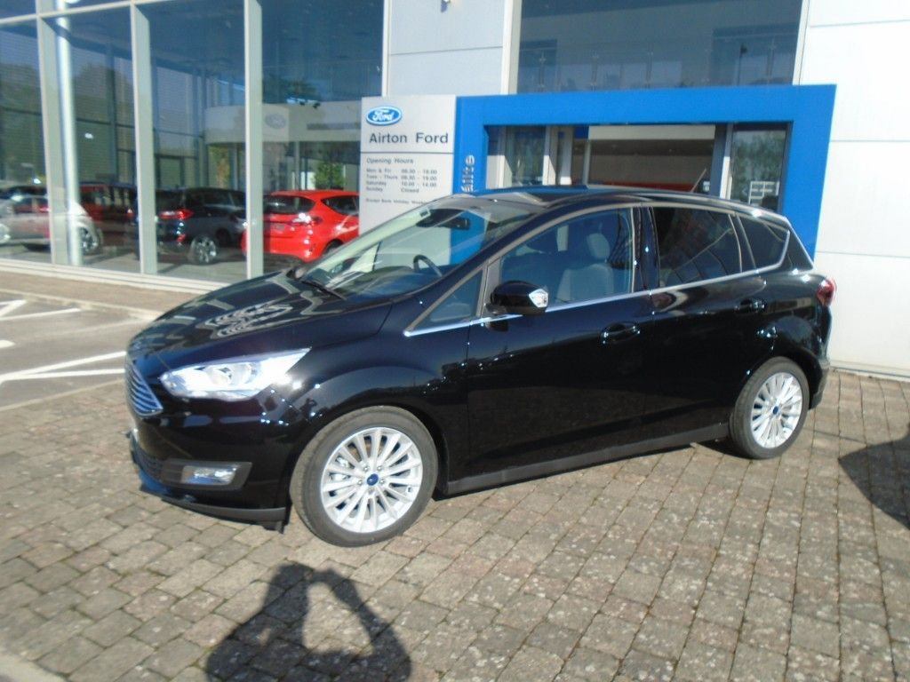 Ford C-Max TITANIUM ECO-BOOST PETROL * SCRAPPAGE DEALS AVAILABLE *
