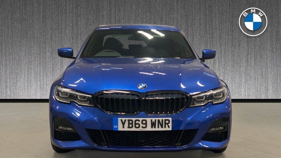 Image 16 - BMW 320d M Sport Saloon (YB69WNR)