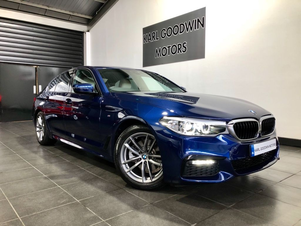 BMW 5 Series 520 D M SPORT AUTO Sale Agreed
