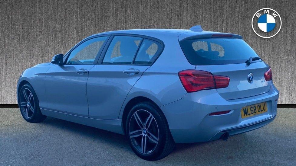 Image 2 - BMW 118i Sport 5-door (ML68OLU)