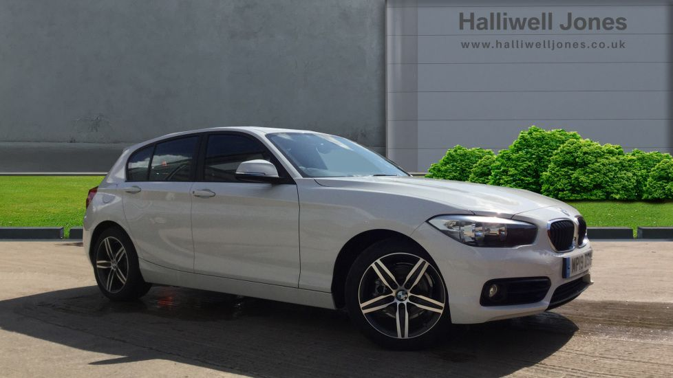 Image 1 - BMW 118d Sport 5-door (MP19DSU)