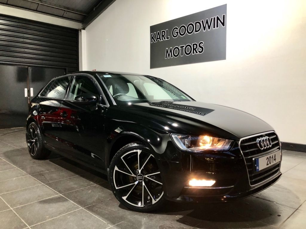 Audi A3 1.6 TDI SPORT 105PS 6 SPEED SOLD