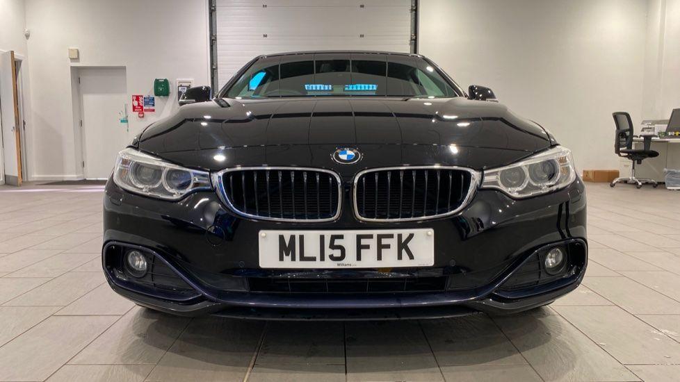 Image 16 - BMW 420d Sport Coupe (ML15FFK)