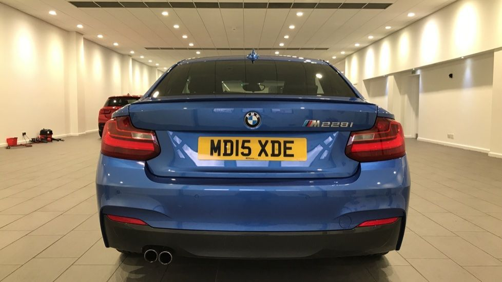 Image 15 - BMW 228i M Sport Coupe (MD15XDE)