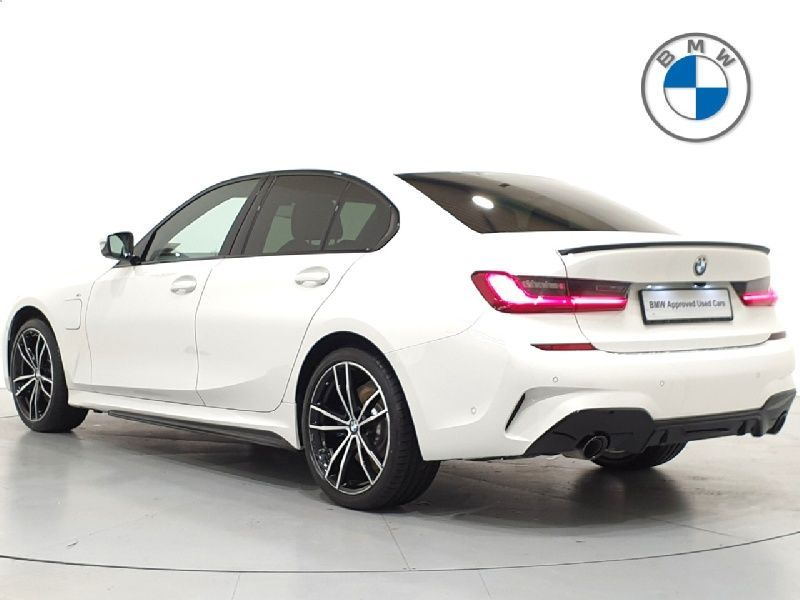 Used BMW 3 Series 330e M Sport Saloon (2021 (211))