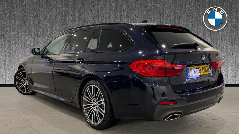 Image 2 - BMW 520d M Sport Touring (YB69DWD)