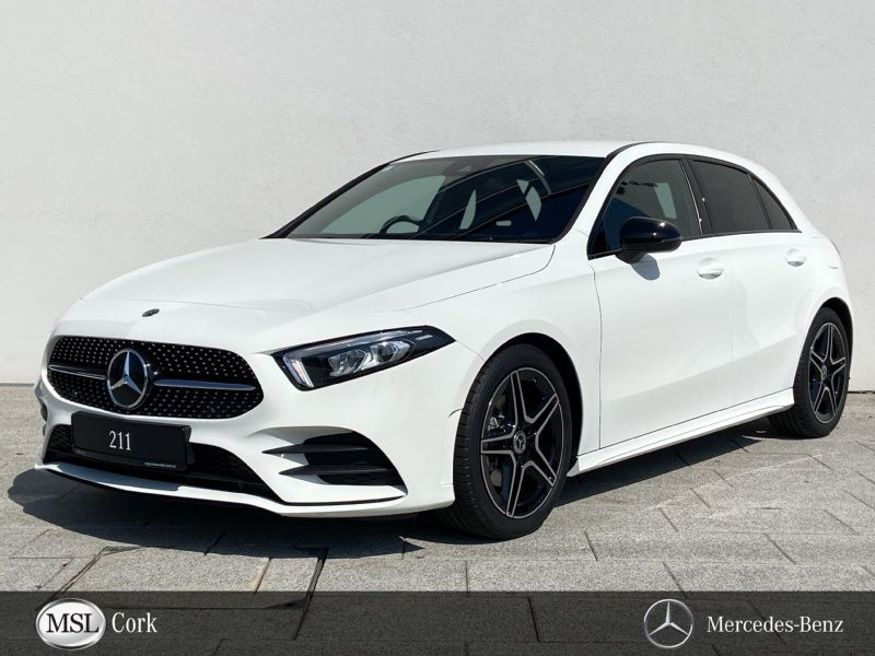 Mercedes-Benz A-Class 160 AMG-Line NIGHT Edition
