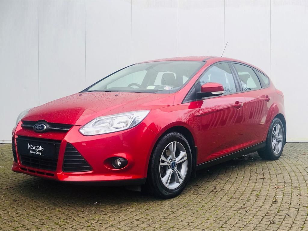 Ford Focus 2014MY EDITION 1.6 95PS 4DR