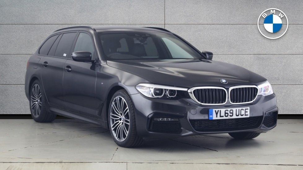 Image 1 - BMW 520d M Sport Touring (YL69UCE)