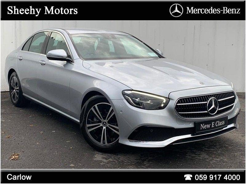 Mercedes-Benz E-Class **New** E-Class E220D Avantgarde 4DR AUTO