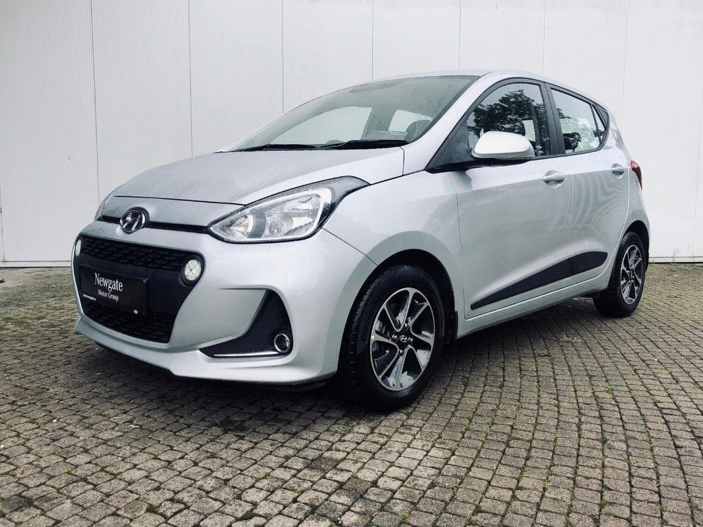 Used Hyundai i10 DELUXE 4DR (2019 (191))