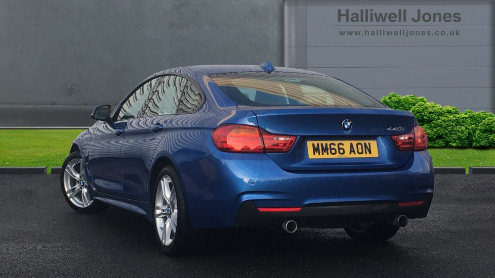 Image 2 - BMW 440i M Sport Gran Coupe (MM66AON)
