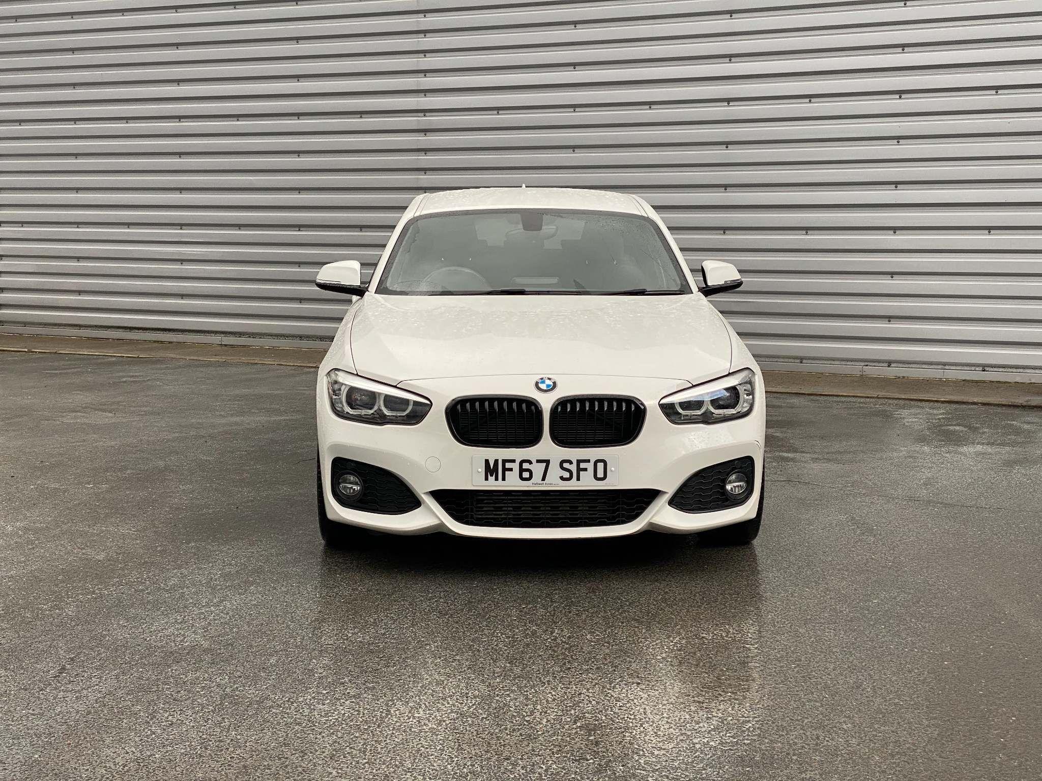 Image 4 - BMW 120d M Sport Shadow Edition 5-door (MF67SFO)