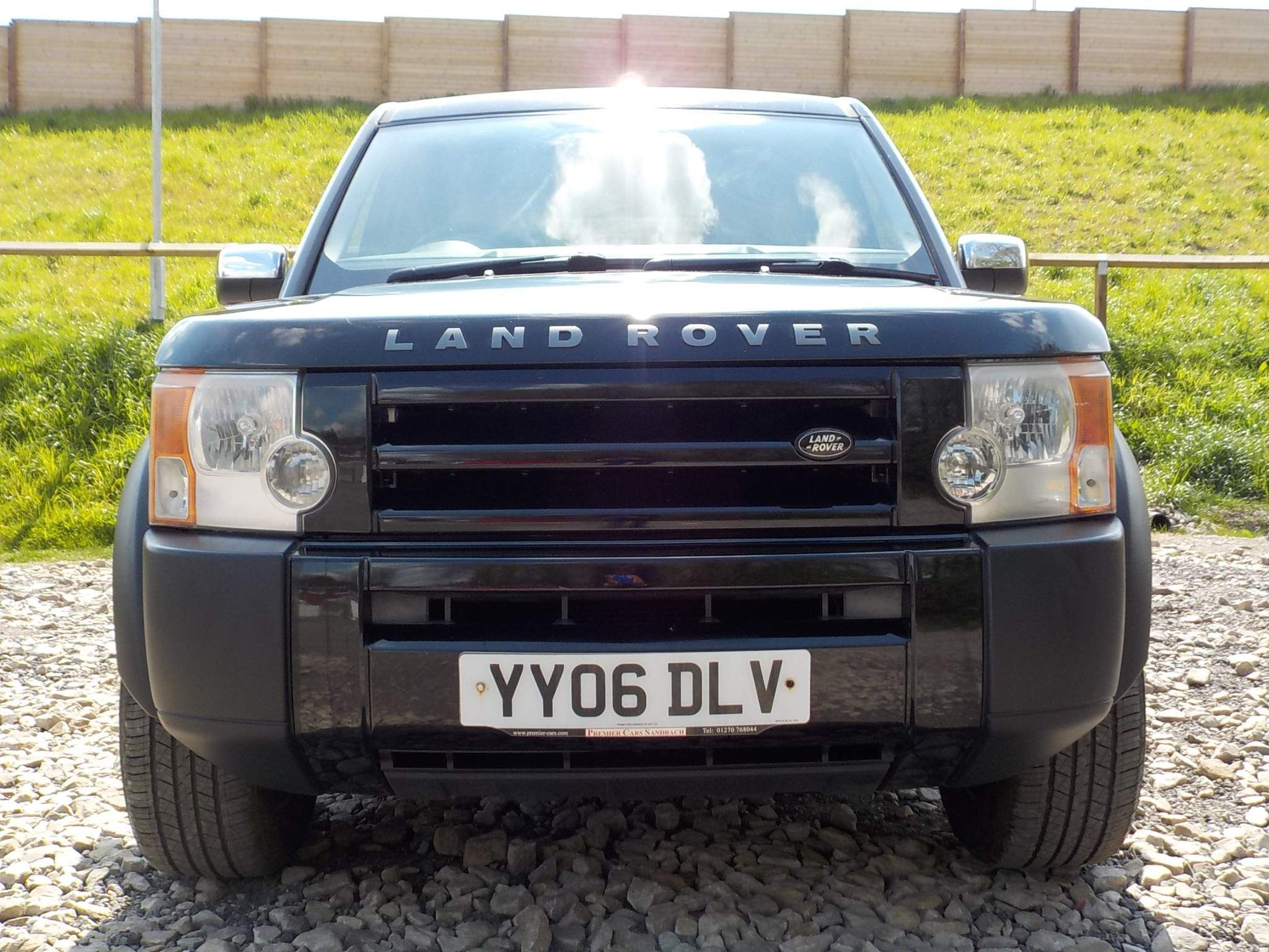 Land Rover Discovery 3 2.7 TD V6 5dr (5 Seats)