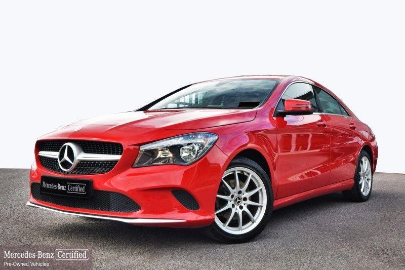 Mercedes-Benz CLA-Class CLA 180 4DR M/T