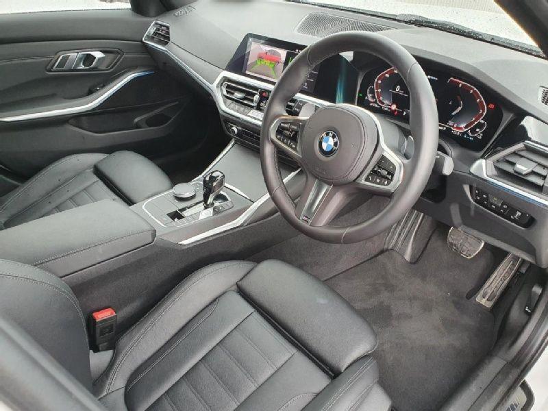 Used BMW 3 Series 330e M Sport Saloon (2021 (211))