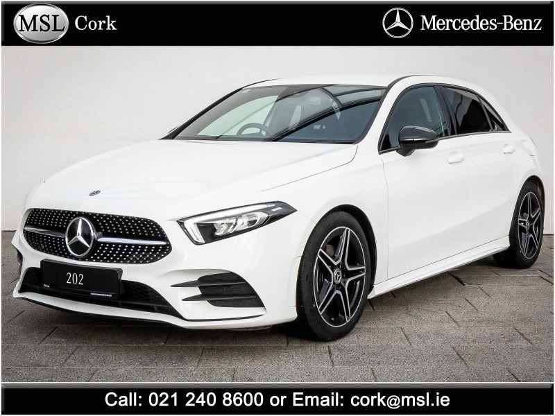 Mercedes-Benz A-Class A 160d AMG-Line Night Edition + Smartphone Integration Package