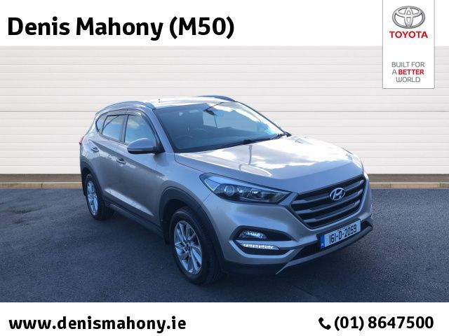Hyundai Tucson EXECUTIVE 5DR