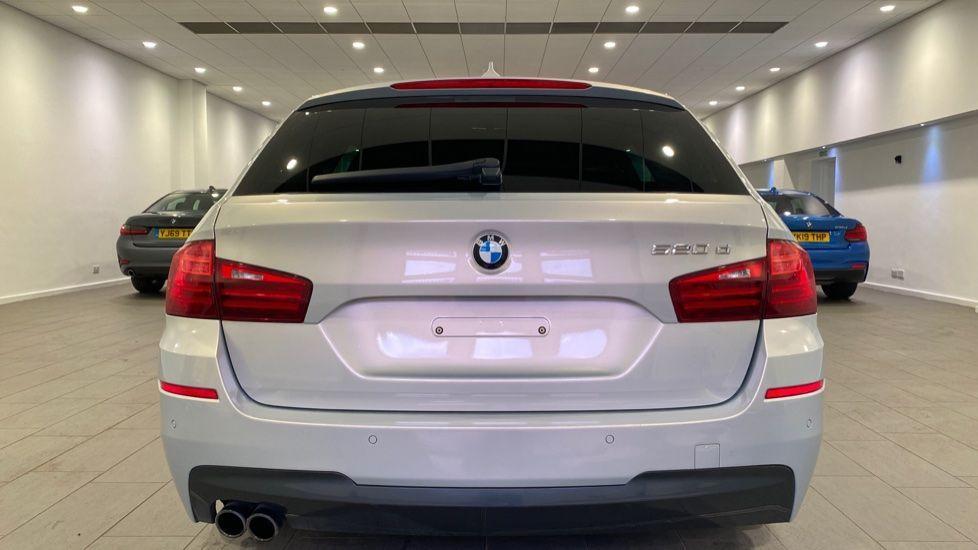 Image 15 - BMW 520d M Sport Touring (YB14MHK)