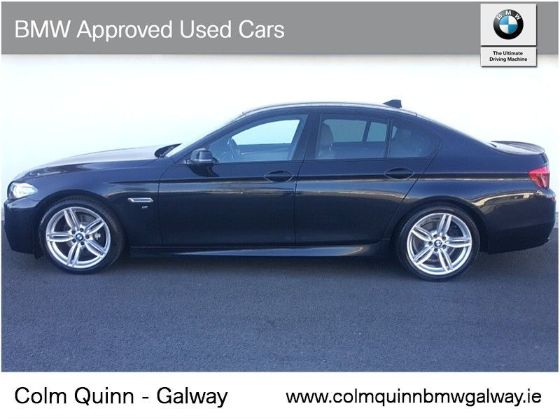 Used BMW 5 Series 520d M Sport Saloon (2015 (152))