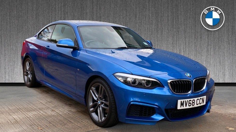 Image 1 - BMW 218i M Sport Coupe (MV68CCN)